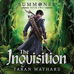The Inquisition by Taran Matharu
